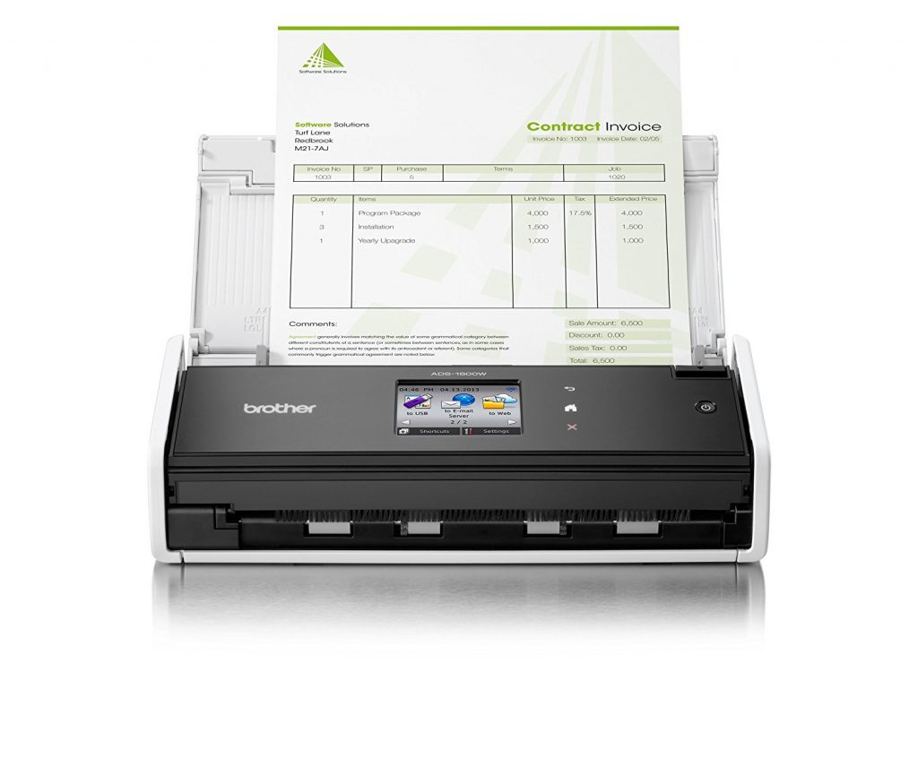 Hướng dẫn sử dụng máy scan đơn giản, nhanh nhất
