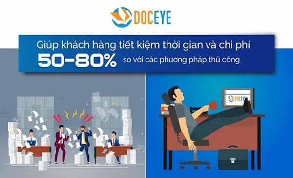 Tại sao nên sử dụng phần mềm quản lý tài liệu DocEye?