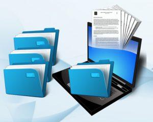 quy trình quản lý văn bản đi và đến